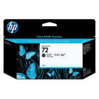 Genuine HP 72 Matte Black 130ml Ink Cartridge - C9403A
