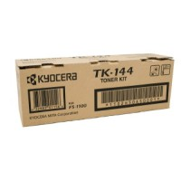 Genuine Kyocera TK144 Black Toner - FS1100