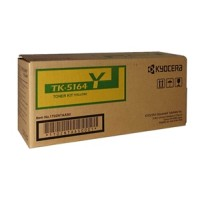 Genuine Kyocera TK5164Y Yellow Toner - M6040CDN P7040CDN