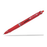 Pilot Acroball Fine Red Pen - 12 Pack