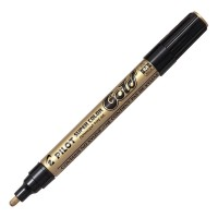 Pilot Super Colour Medium Gold Paint Marker