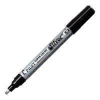 Pilot Super Colour Broad Silver Paint Marker