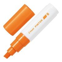 Pilot Pintor Marker Broad Orange 6pk