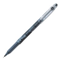 Pilot P500 Extra Fine Black Pen - 12 Pack