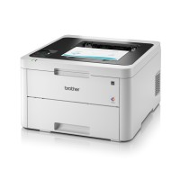 New Brother HLL3230CDW Colour Laser Printer
