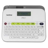 New Brother P-Touch PTD400 Desktop Labelling Printer