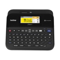 New Brother P-Touch PTD600 PC Conectable Label Printer