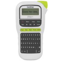 New Brother P-Touch PTH110 ($20 Cashback Ends 31 July) White
