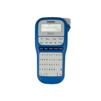 New Brother P-Touch PTH110BW ($20 Cashback Ends 31 July) Blue