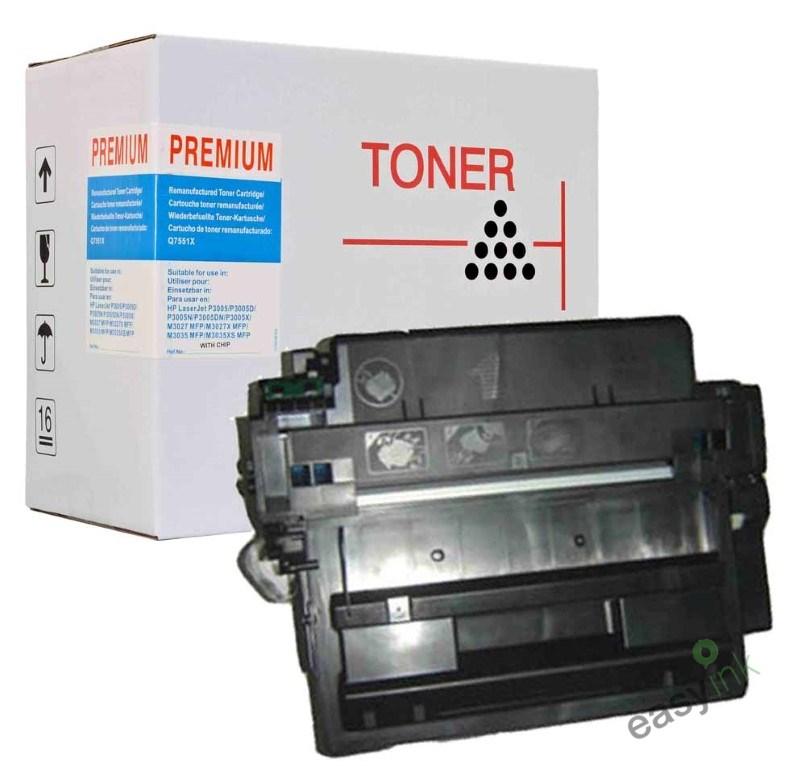 Q7551A toner cartridge for HP P3005 M3035 M3027 51A P3005D P3005x M3027x M3035x